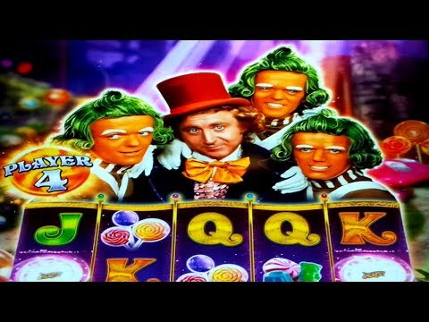 Willy Wonka Dream Factory Slot – HUGE WIN SESSION, I JUST KEPT WINNING!