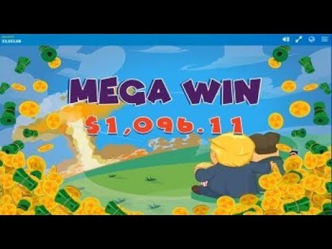 MEGA WIN On Rocketmen Slot Machine from Red Tiger Gaming