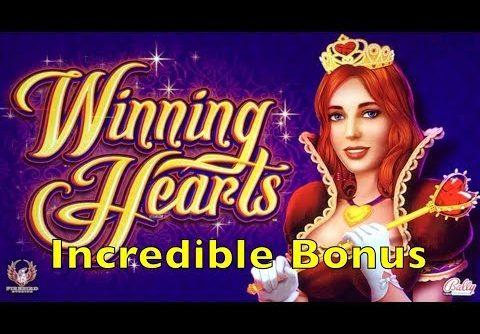 +++ MUST SEE +++ Mega Big Huge Win Incredible Bonus WINNING HEARTS Slot Machine @ Holland Casino