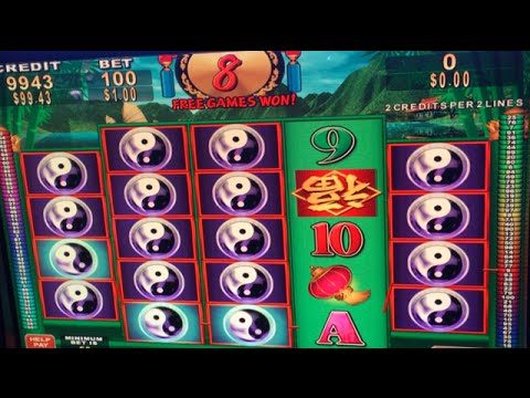 China Shores Slot Over 1000 Spins – HUGE  WIN!