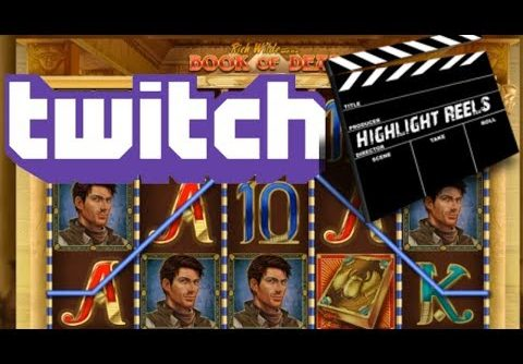 Twitch Casino Stream Highlights for August 19 2019
