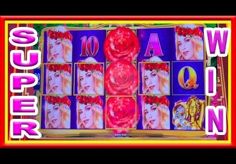 ** SUPER BIG WIN ** WONDER ROSE ** SLOT LOVER **