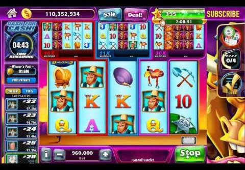 Jackpot Stampede WMS Slot BONUSES!!! BIG WIN – Jackpot Party Facebook Casino