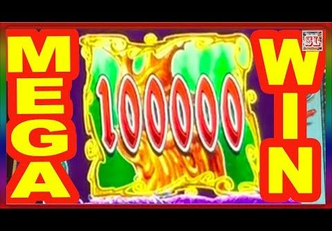 ** CRYSTAL FOREST JACKPOT HANDPAY MEGA WIN UNCUT VERSION UNICOW ** SLOT LOVER **