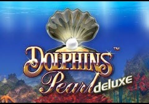 Dolphins Pearl Deluxe Slot Bonus MEGA WIN (105 Free Spins)