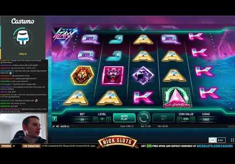 Watch me play slots    050516