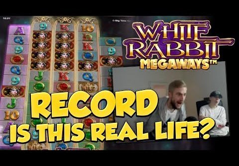 RECORD WIN!?? White Rabbit Big win – Casino – Online slots – Jackpot