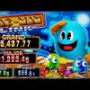 WINNING on NEW GAME! PAC MAN LINK + ULTIMATE FIRE LINK SLOT POKIE BONUSES – PECHANGA