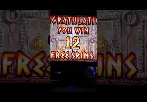 Age of Troy Scatter Big Win Casino Slot Winners Jackpot