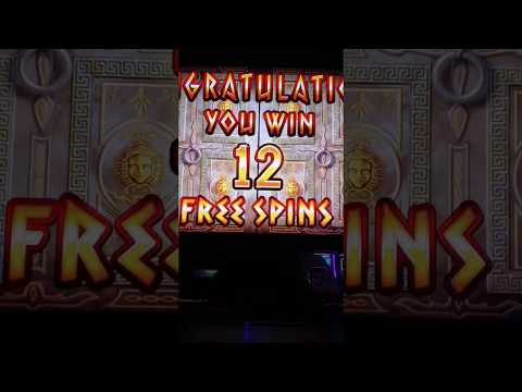 Age of Troy Scatter Big Win Casino Slot Winners Jackpot