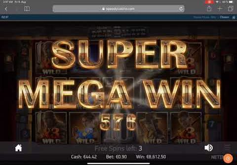 🔥 Is this the biggest win on Dead or Alive 2 ever? 70 000X INSANE BIG WIN!
