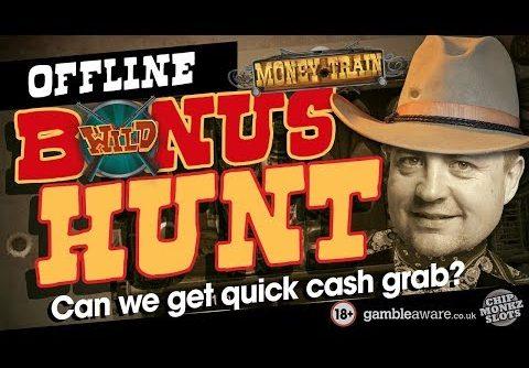 Online Slots – Off stream Bonus hunt !! Big wins??