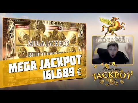 Russian streamer won the Divine Fortune – Mega Jackpot! 161.689 €