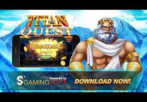 GamingSoft Slots – Titan Quest (Mega Win)