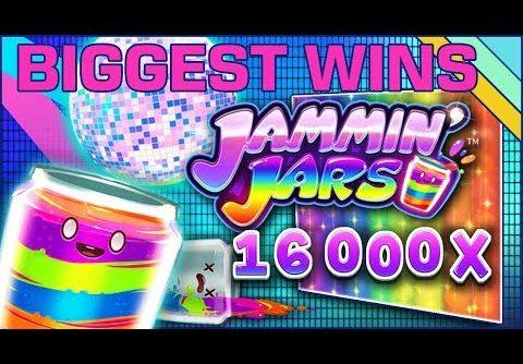 Biggest Wins on Jammin' Jars slot