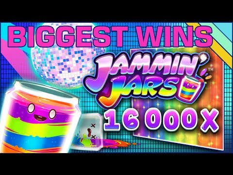 Biggest Wins on Jammin' Jars slot