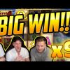 MEGA WIN! Wolf Legend Megaways BIG WIN – Huge Win on Casino slot from CasinoDaddy