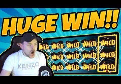 MEGA WIN – Wishmaster BIG WIN – HUGE WIN on Casino Game