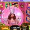 "WIZARD OF OZ: MUNCHKINLAND Video Slot Game with a ""MEGA WIN"" FREE SPIN BONUS"