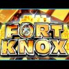 Fort Knox Slot Jackpot Wins on Max Bet!