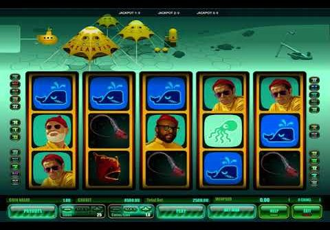 Super Bonus Mode! – Big Win On Atlantis Slot Machine