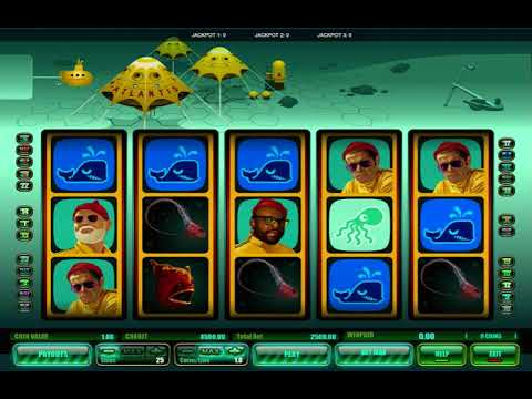 Super Bonus Mode! – Big Win On Atlantis Slot Machine