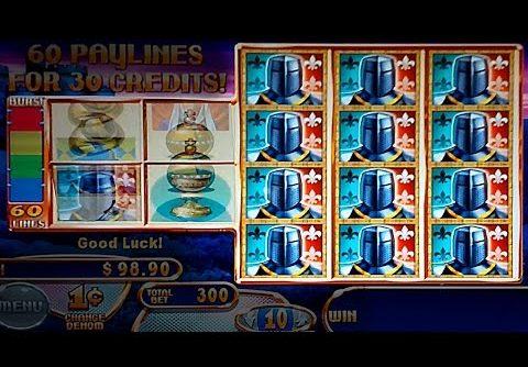 Queen's Knight Slot – Big Win – LIVE PLAY BONUS!