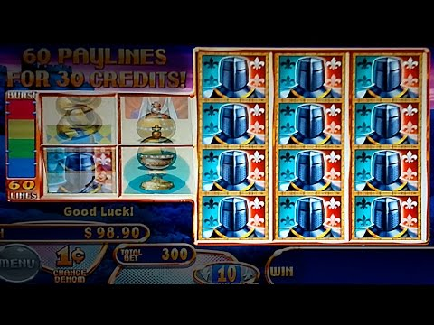 Queen's Knight Slot – Big Win – LIVE PLAY BONUS!
