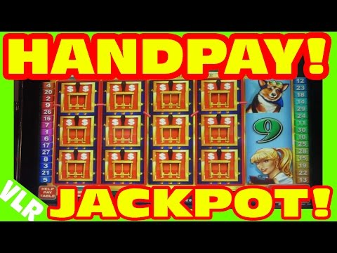 HUGE BIG WIN HANDPAY JACKPOT – Electrifying Riches – MAX BET Slot Machine Bonus