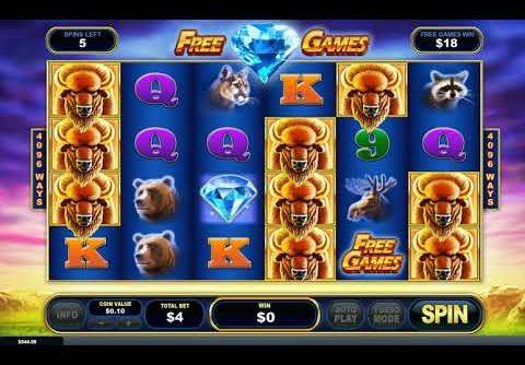 game big win~buffalo blitz slot big win by playtech