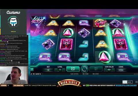 Watch me play slots    060516
