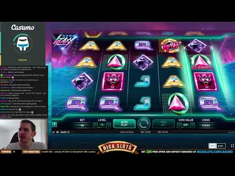 Watch me play slots    060516