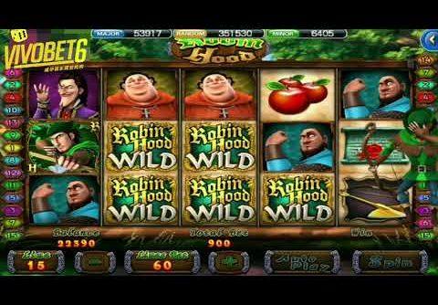 Vivobet6 – Slot Game – Robin Hood Free Game Big Win!!!
