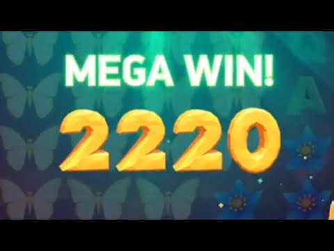 butterfly stacks slot mega wins and free spins