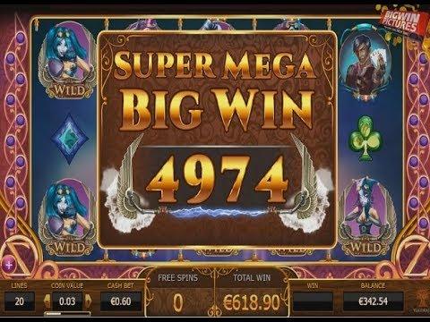 Cazino Zeppelin Slot – Wild Line MEGA WIN!