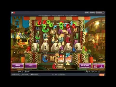 Castig record la pacanele online- Extra Chilli- ultra mega big win slot   Big Win Slot Casino