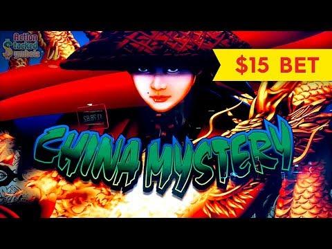 China Mystery Slot – $15 Max Bet –  BIG WIN SURPRISE!