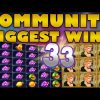 Community Biggest Wins #33 / 2019