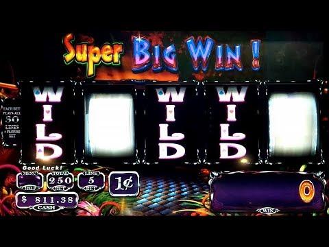 Alice & the Mad Tea Party Slot *SUPER BIG WIN* x2 Bonuses!