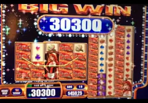 ** BIG WIN and Bonuses ** LIL RED ** MAX BET ** SLOT LOVER **