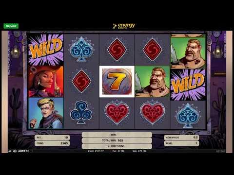 biggest wins slots (bandit's)