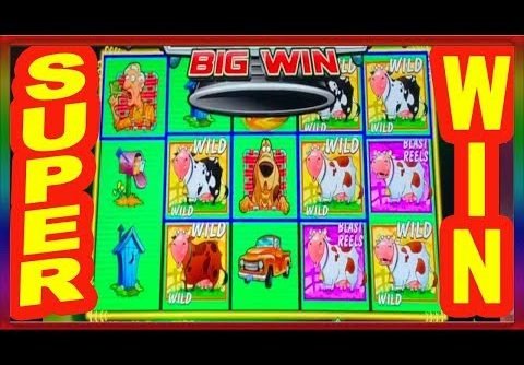 ** BIG WIN ** INVADERS RETURN FROM THE PLANET MOOLAH  ** SLOT LOVER **