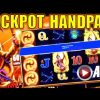 *JACKPOT HANDPAY!* 9 NINE SUNS | WMS – MAX BET BIG WIN! Slot Machine Bonus