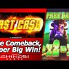 Fast Cash Slot – First Attempt, Nice Comeback and a Super Big Win!!