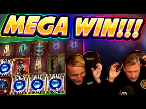 MEGA WIN! Riders of the Storm BIG WIN – HUGE WIN on new slot from Thunderkick