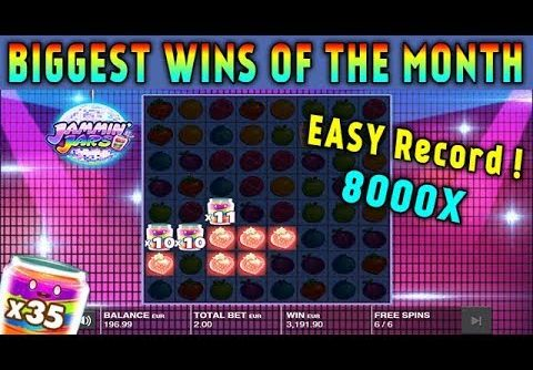 Top 5 Biggest Wins On Jammin Jars Slot Online Casino Wins Of The