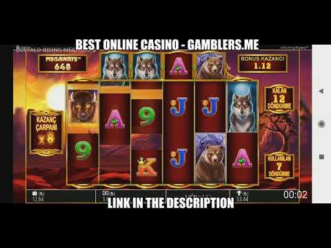 Big Win slot machine buffalo megaways  Online casino 2019 bonus game