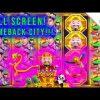 EPIC COMEBACK 🍀 Lunar Festival Gold Stacks 88 Slot FULL SCREEN! Super BIG WIN!