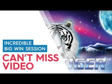 White Tiger Slot – HUGE WIN, MY BEST EVER!