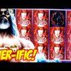 KRONOS & CHER:  CHER-IFIC BIG WIN RUNS!  [New Slot Machine Bonus Runs Wins Big Win]